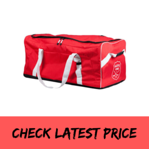 PACIFIC RINK PLAYER BAG - RED - SENIOR